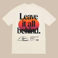 Load image into Gallery viewer, LEAVE IT ALL BEHIND S/S T-SHIRT (OFF-WHITE)