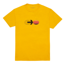 Load image into Gallery viewer, LEAVE IT ALL BEHIND S/S T-SHIRT (YELLOW)