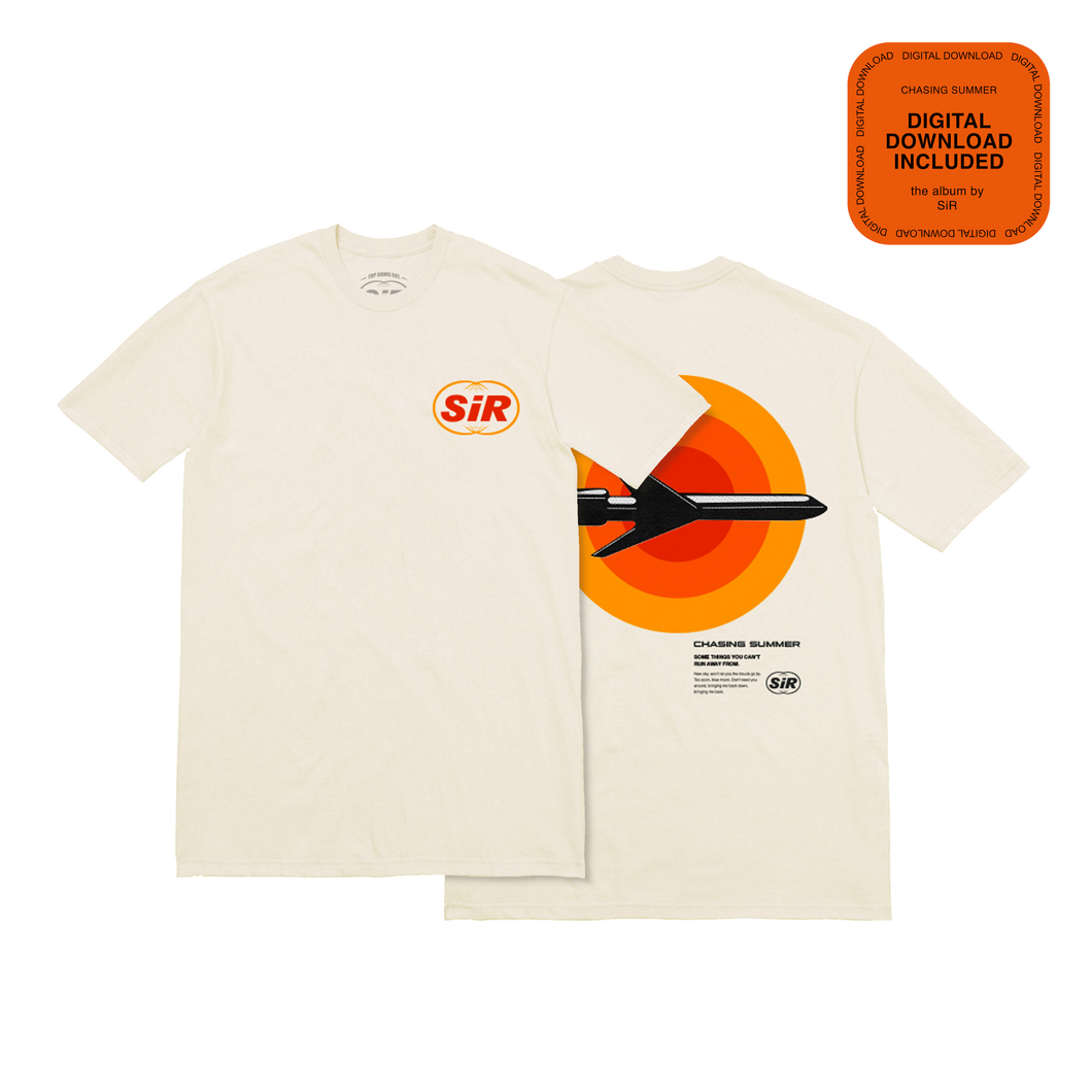 T-SHIRT + DIGITAL ALBUM