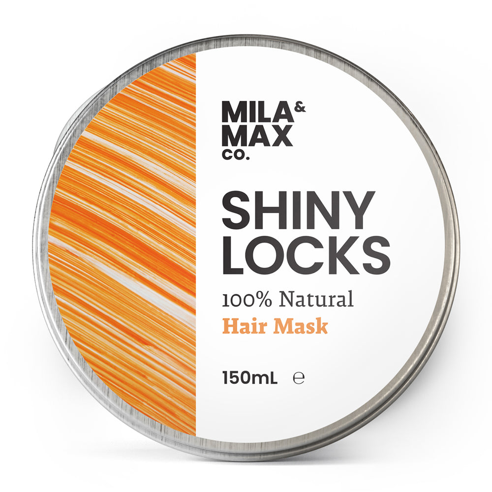 Shiny Locks Hair Mask