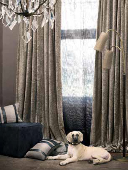 deLeCuona - BESPOKE CURTAINS