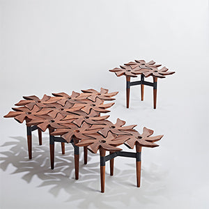Bloom Table by John Vogel - Walnut