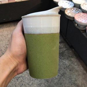 Travel Mug - Sprout Green
