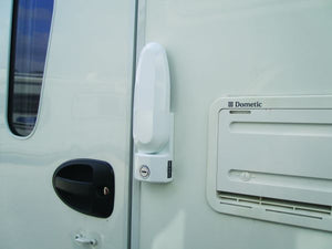 Milenco security door lock (locks inside and out)