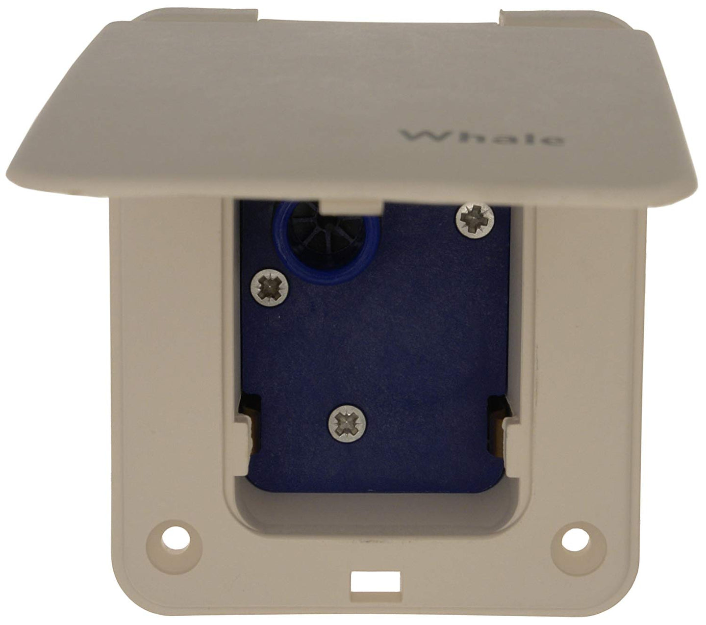 Whale ES1000 Water Master Inlet Socket for Micro Switched Water Systems, Ivory/White