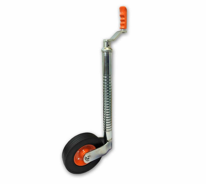 KARTT Anti Slip Ribbed Jockey Wheel