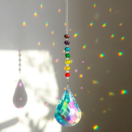 Chakra Rainbow Effect Crystal (Special Edition)