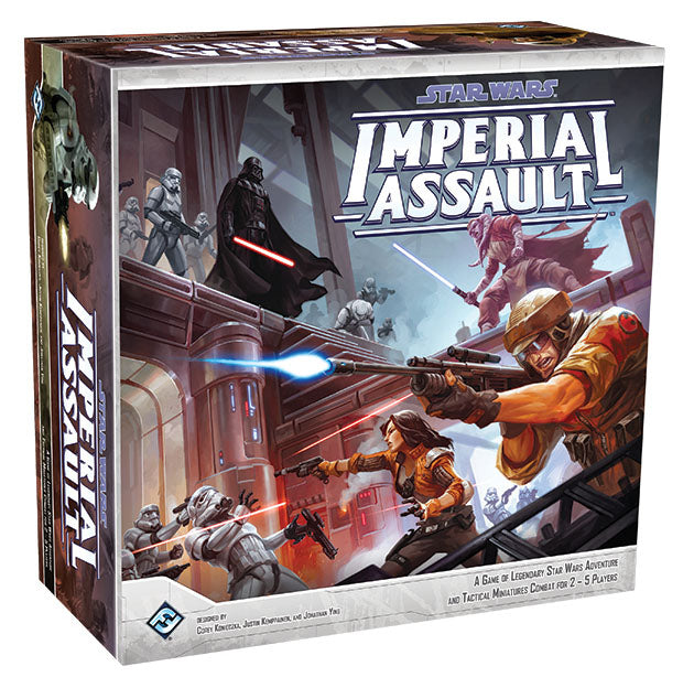 Picture of the Board Game: Star Wars: Imperial Assault