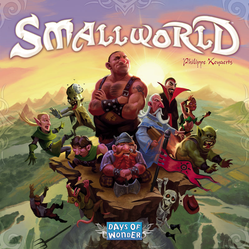 Picture of the Board Game: Small World