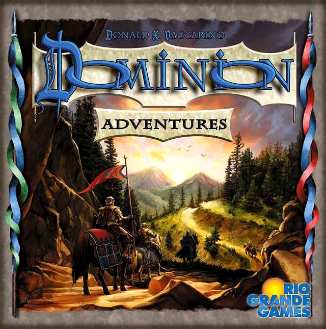 Picture of the Board Game: Dominion: Adventures