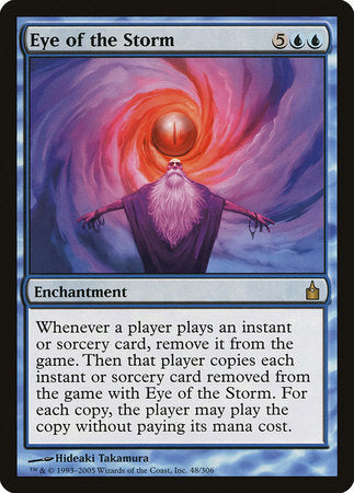 Eye of the Storm [Ravnica: City of Guilds]
