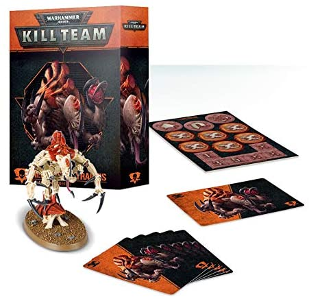 Picture of the Warhammer 40k: Kill Team: Nemesis 9 Tyrantis