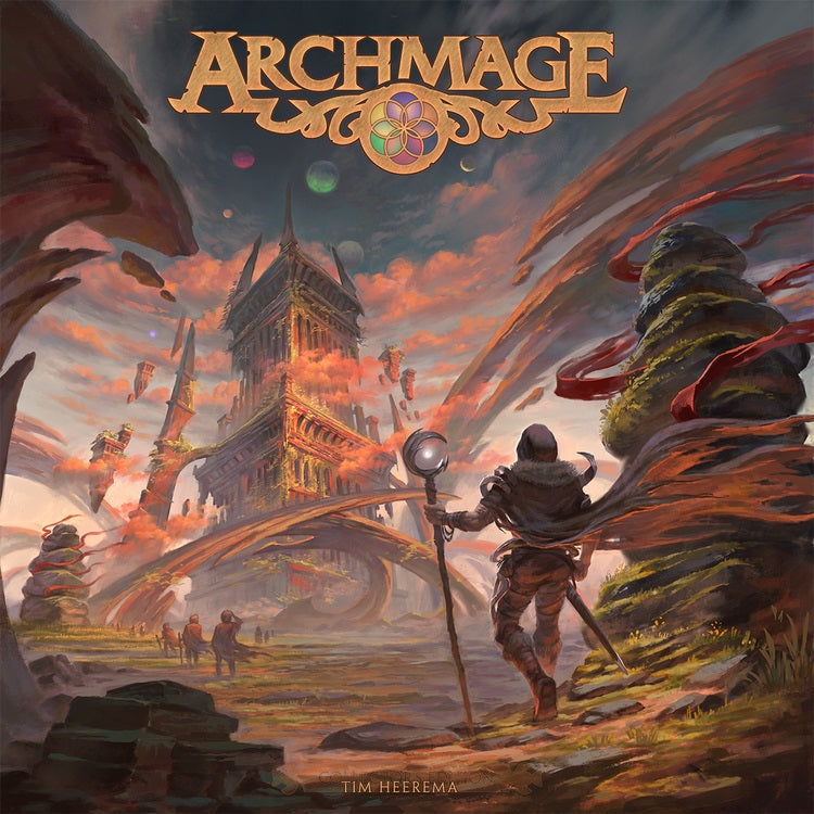 Picture of the Board Game: Archmage