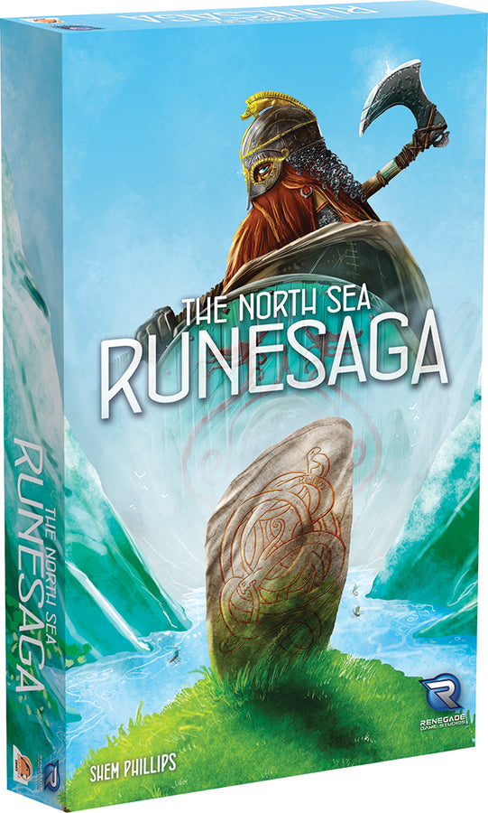 Picture of the Board Game: The North Sea Runesaga
