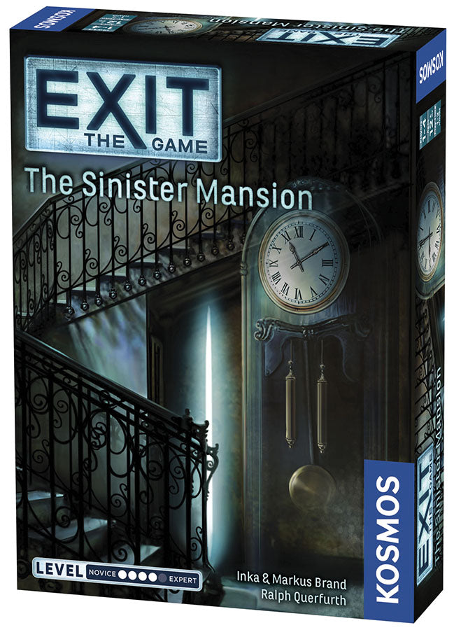 Picture of the Board Game: Exit: The Sinister Mansion
