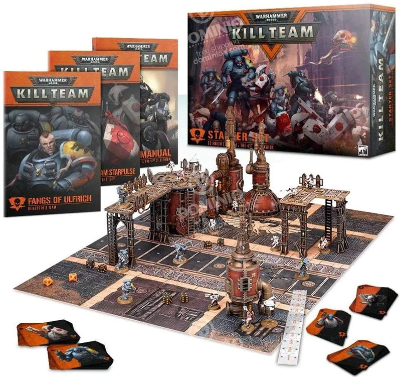 Warhammer 40k: Kill Team Starter Set