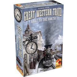 Picture of the Board Game: Great Western Trail: Rails To The North