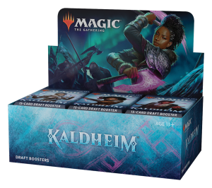 Kaldheim Preorder - Prerelease Draft Booster Box! Available 1/29