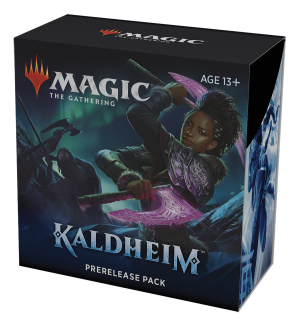 Kaldheim - 4 Player at Home Prerelease: 4 Kits + 12 Prize Packs - Available 1/29