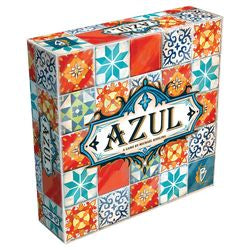 Picture of the Board Game: Azul