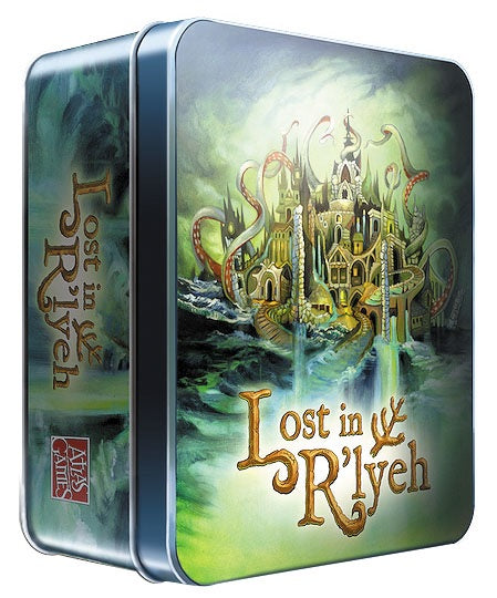 Cthulhu: Lost in R'lyeh Card Game