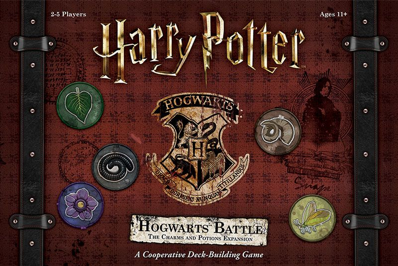 Harry Potter - Hogwarts Battle: The Charms and Potions Expansion