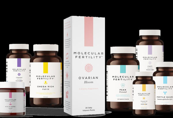 Female Fertility Supplements | Molecular Fertility