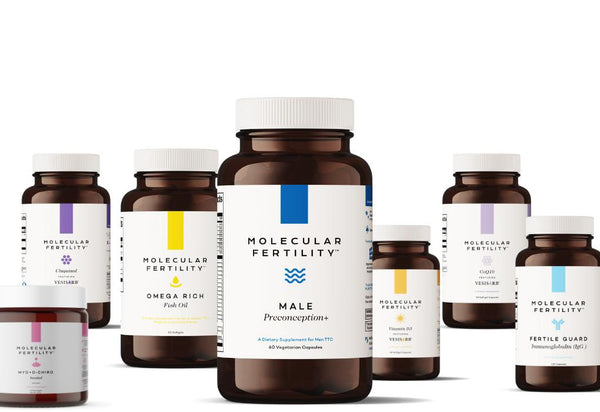 Male Fertility Supplements | Molecular Fertility