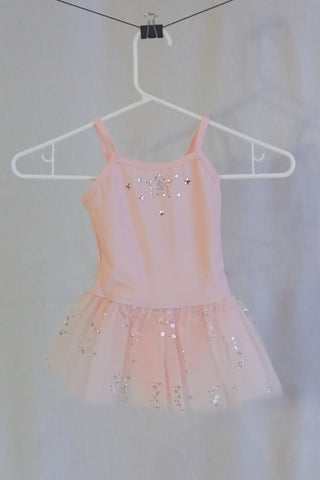 Ballet Sparkle Star TuTu Dress