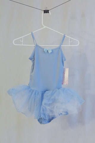 Light Blue TuTu Dress
