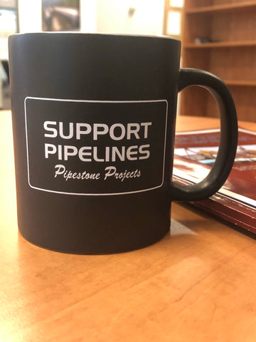 Support Pipelines Mugs
