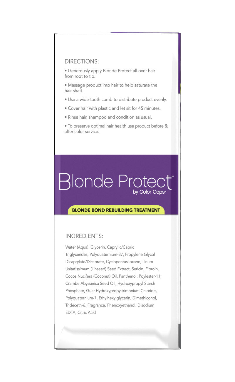 Blonde Protect