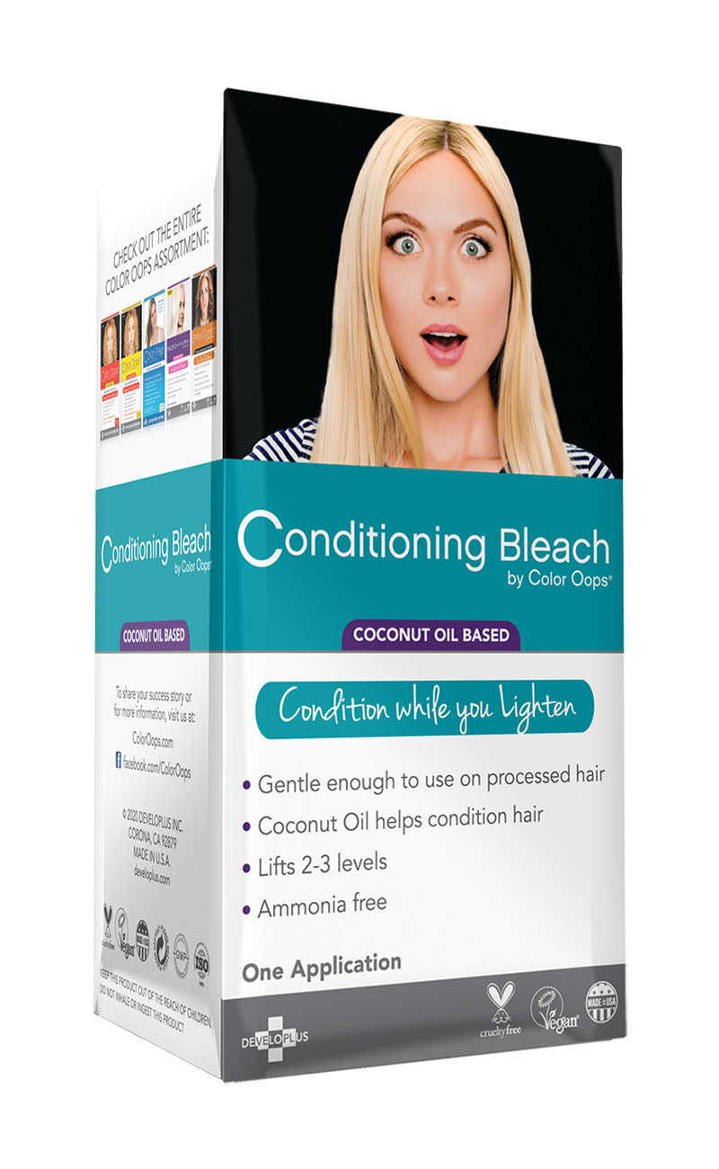 Conditioning Bleach