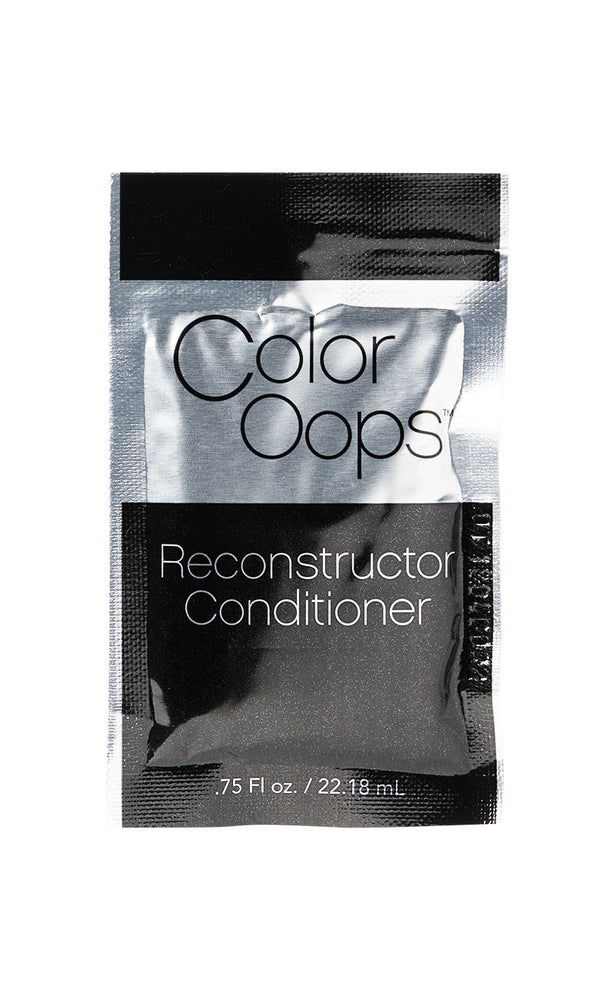 Color Oops Recontructor Deep Conditioner - FREE w/ Purchase