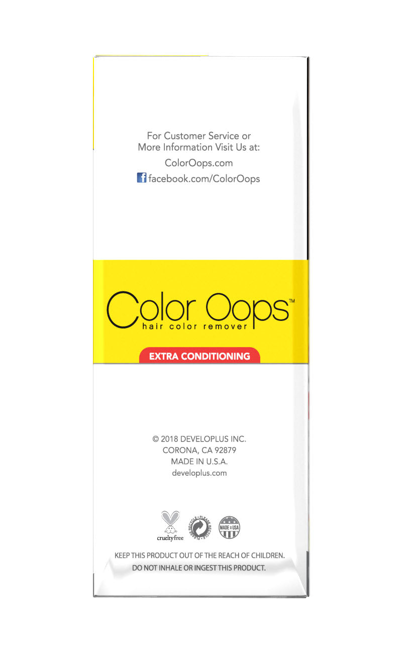 Color Oops Extra Conditioning Hair Color Remover