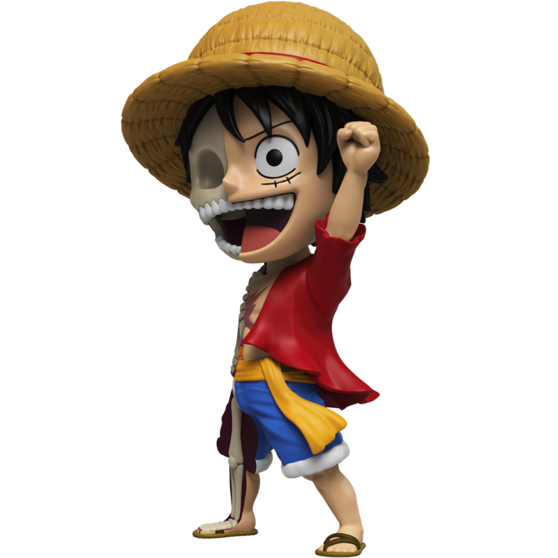 XXRAY Plus: Luffy