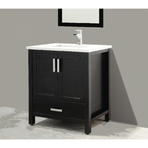 "Astoria 37"" Espresso Bathroom Sink Vanity -AST-V36"