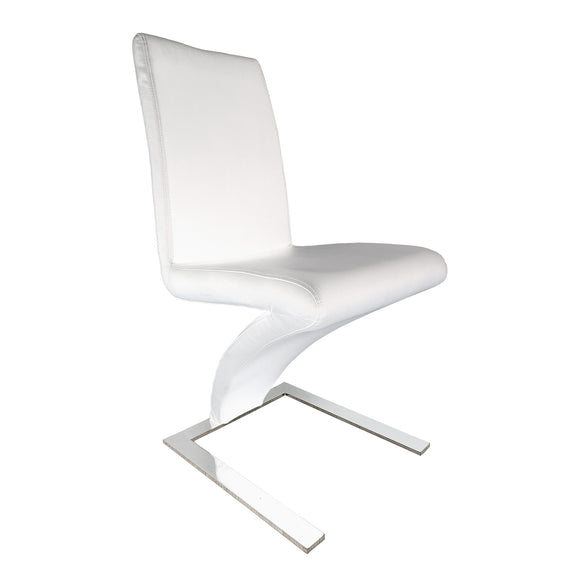 Modern White Dining Chair