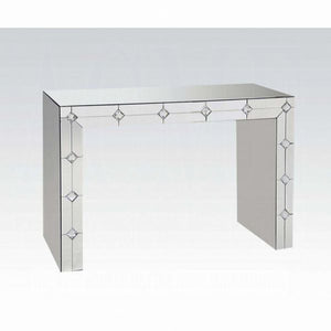 "47"" Hessa Console Table Mirrored"