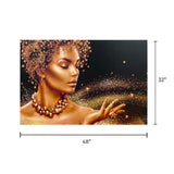 Canvas Art - Women in Gold Wall Art Decor