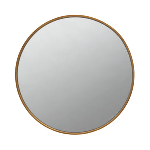 Metal Round Mirror 40 inch Diameter