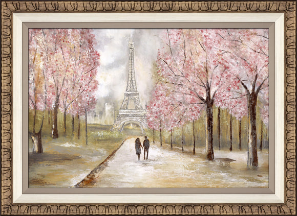 Paris Stroll Wall Art Decor