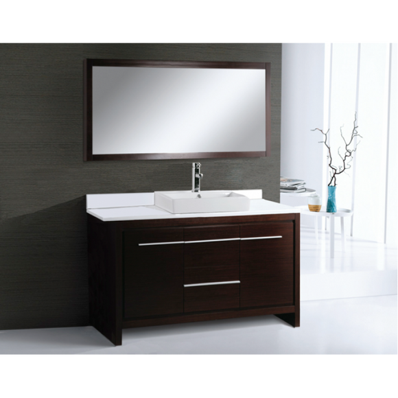 "Alexa 48"" Bathroom Sink Vanity -Alexa 48"