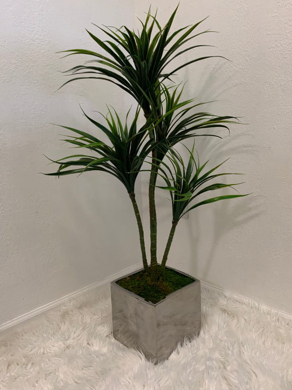 Cycas Tree Indoor Artificial Plant - Floral & Greenery