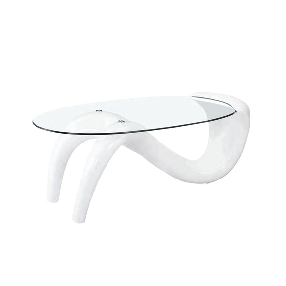 White Stylish Mermaid Coffee Table