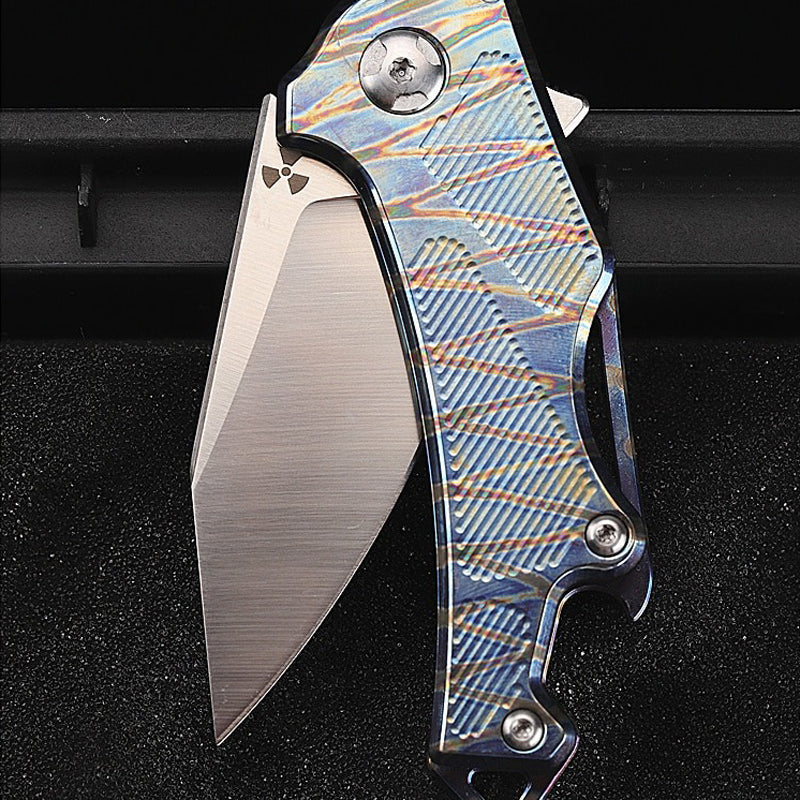 Mad About TYR XLOTS17-TYR Pocket Folding Knife