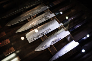Extend the life of your kitchen knife with proper care and maintenance