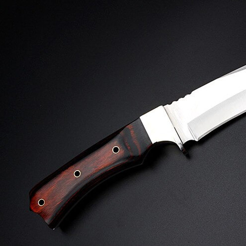 TYR Erai Fixed Blade Knife - EDC Outdoor Tool for Camping Hiking Trekking MXOS2-TYR-GEN