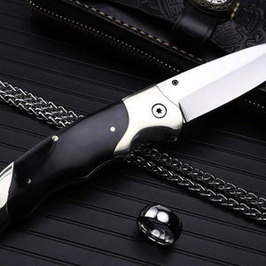 TYR Rippa Folding Blade Knife - EDC Outdoor Tool for Camping Hiking Trekking XLOTS10-TYR-GEN