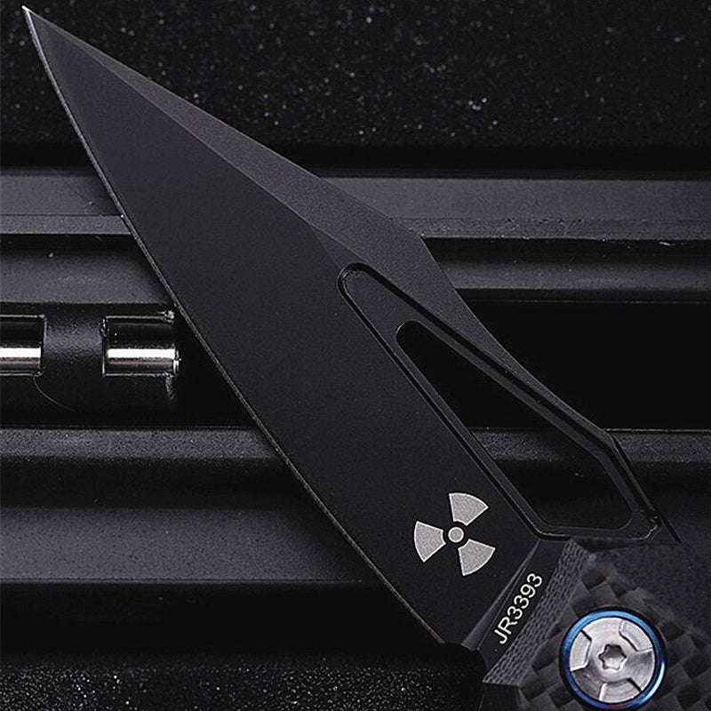 TYR Hito Folding Blade Knife - EDC Outdoor Tool for Camping Hiking Trekking XLOTS19-TYR-GEN